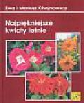 Chojnowscy Ewa i Mariusz - Najpiękniejsze kwiaty letnie