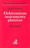 Masiota - Elektroniczne instrumenty płatnicze Komentarz