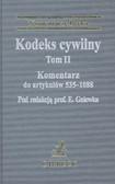 Kodeks cywilny Tom 2 Komentarz