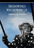 Małgorzata Rozenbajgier - Środowiska wychowawcze. Wybrane zagadnienia