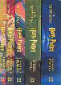 Rowling Joanne K. - Harry Potter KOMPLET I-V