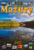 Kalendarz 2005 A2 Malownicze Mazury