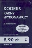 Praca zbiorowa - Kodeks karny wykonawczy A6 ze skorowidzem 2005