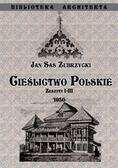 Zubrzycki Sas Jan - Cieślictwo polskie - Zeszyty I - III (miękka)