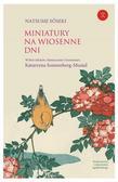Soseki Natsume - Miniatury na wiosenne dni