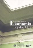 Hazlitt Henry - Ekonomia w jednej lekcji