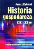 Kaliński Janusz - Historia gospodarcza XIX i XX wieku