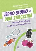 Magdalena Jarosz, Marcin Jeleń - Jedno słowo dwa znaczenia