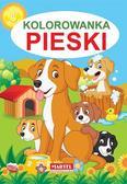 praca zbiorowa - Kolorowanka Pieski
