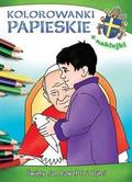 Ireneusz Korpyś, Anna Wiśnicka - Kolorowanki papieskie. Św. Jan Paweł II i dzieci