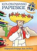 Ireneusz Korpyś, Anna Wiśnicka - Kolorowanki papieskie. Pielgrzymki Św. JP II