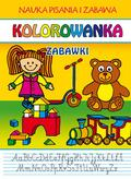 Guzowska Beata - Kolorowanka Zabawki