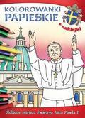 Korpyś Ireneusz, Wiśnicka Anna - Kolorowanki papieskie Ulubione miejsca Świętego Jana Pawła II