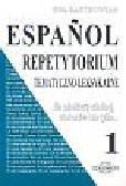Bartkowiak Ewa - Espanol Repetytorium tematyczno-leksykalne 1