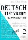 Rostek Ewa Maria - Deutsch Repetytorium tematyczno-leksykalne 2