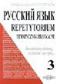 Szczygielska Swietłana - Russkij Jazyk 3 Repetytorium tematyczno-leksykalne