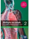 Anna Helmin, Jolanta Holeczek - Biologia LO 2 Na czasie... Podr. ZP NPP 2020 NE