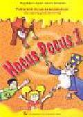 Appel Magdalena, Zarańska Joanna - Hocus pocus 1 Podręcznik do języka angielskiego dla szkoły podstawowej