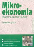 Buczyńska Teresa - Mikroekonomia