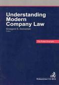 Domański Grzegorz - Understanding modern company law