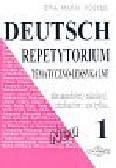 Rostek Ewa Maria - Deutsch 1 Repetytorium tematyczno-leksykalne