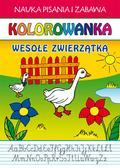 Guzowska Beata - Kolorowanka Wesołe zwierzątka