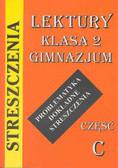 Kulikowska Jolanta - Streszczenie-lektury klasa 2c gimnazjum