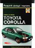 Storer J. I inni - Toyota Corolla