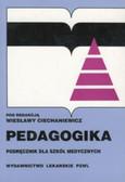 Pedagogika Podręcznik dla szkół medycznych
