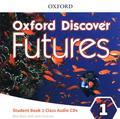 Wetz Ben, Hudson Jane - Oxford Discover Futures 1 Class Audio CDs