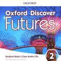 Wetz Ben, Hudson Jane - Oxford Discover Futures 2 Class Audio CDs