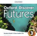 Wildman Jayne - Oxford Discover Futures 3 Class Audio CDs