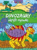 praca zbiorowa - Dinozaury - ukryte Rysunki