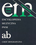 Encyklopedia muzyczna Tom 1 Suplement