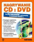 Brakke Todd - Nagrywanie CD i DVD dla żółtodziobów