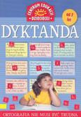 Praca zbiorowa - Dyktanda dla klas I-III