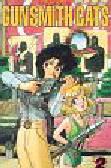 Kenichi Sonoda - Gun Smith Cats, Eksplozja
