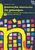 Ptak Magdalena - Gramatyka niemiecka dla gimnazjum 500 Gramm Grammatik