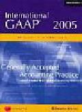 praca zbiorowa - International GAAP 2005. Przewodnik po MSSF