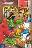 Planeta gadów Komiks Gigant