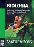 Dudkiewicz - Świerzyńska Małgorzata, Olechnowicz - Gworek Krystyna, Wilk Maria - Biologia część 2 Matura 2005