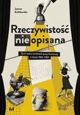 Joanna Królikowska - Rzeczywistość (nie)opisana Życie teatru na..
