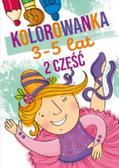 praca zbiorowa - Kolorowanka 3-5 lat cz.2
