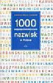 Zawadzki Jarosław Maciej - 1000 najpopularniejszych nazwisk w Polsce