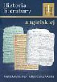Mroczkowski Przemysław - Historia literatury angielskiej