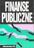 Denek Emilia - Finanse publiczne
