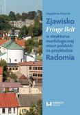 Deptuła Magdalena - Zjawisko Fringe Belt w strukturze morfologicznej miast polskich na przykładzie Radomia