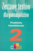 Leksy Gabriela - Zestawy testów dla gimn Humanistyczne 2