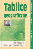 Dobosik B. - Tablice geograficzne dla woj śląskiego