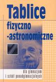 Jarosz J. - Tablice fizyczno-astronomiczne dla gimn